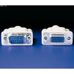 Vga Cable 3M  Hd15M - Hd15F 11.01.6530-50 Roline