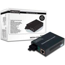 Transceiver Rj45-F/O Sc 10/100/1000 Singlemode 10Km DN-82121-1 Digitus