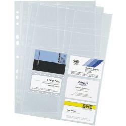 Ζελατινες Business Cards Α4 20 Καρτων