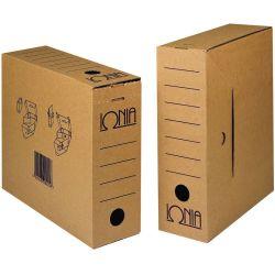 Κουτι Αρχειου 27x33cm Ραχη 10cm Κραφτ Ιωνια