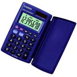 Αριθμομηχανη 8 Ψηφιων Casio Hs-8ver Pocket Με Καπακι Οικονομικη Λυση