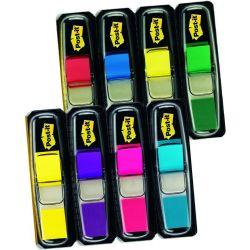 Σελιδοδεικτες Film 4 Χρωματα X 35 Φυλλα 1/2 Inch Εντονα Χρωματα Post It 3μ