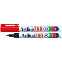 Μαρκαδορος Στρογγυλη Μυτη 0.7μμ Ανεξιτηλος Artline 700