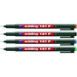 Μαρκαδορος Διαφανειων Edding  F 0.6μμ