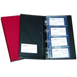 Θηκη Business Cards 4 Κρικων 30x16cm 96 Καρτων