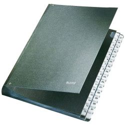 Βιβλιο Υπογραφων/οργανωτης Με Αριθμηση 1-31 5831 Leitz