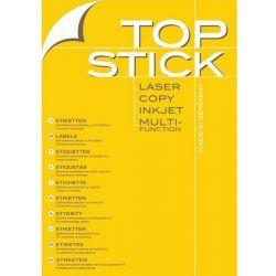 Ετικετες Cd Inkjet. Laser. Copy 80φυλ/160τεμ Topstick (οικονομικεσ)