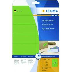 Ετικετες Πρασινες Inkjet. Laser. Copy 105x42.3 25φυλ/280τεμ Herma
