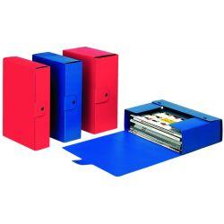 Κουτι Αρχειου Με Κουμπι Πρεσπαν Ραχη 15cm 25x35cm Esselte