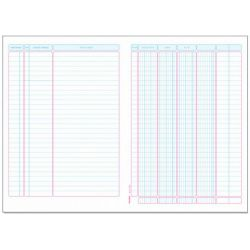 Βιβλιο Απογραφων 21x30 100 Φυλλων