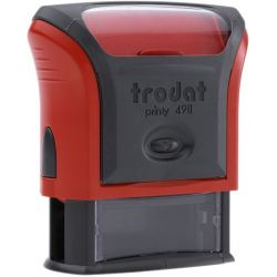 Σφραγιδα Κειμενο 38x14mm Trodat 4911 Printy