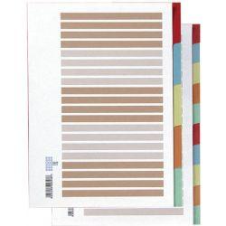 Διαχωριστικα Σετ 31 Θεματα Χαρτονι  Χρωματιστο Νεοχαρτ