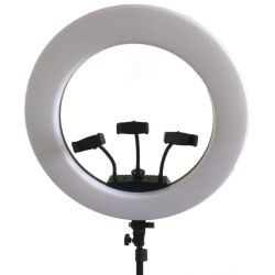Φωτιστικό δακτυλίου LUM Ringlite Bicolor LED 65W Luminus