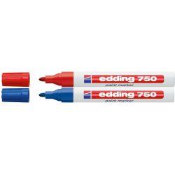 Μαρκαδορος Paint 2-4μμ Ανεξιτηλος Edding 750
