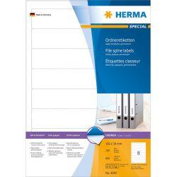 Ετικετες 192x 34 100φ 4290 Super Herma