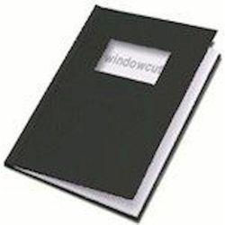 Μαύρο Σπιράλ Α4 Photobook portrait 5 τεμάχια