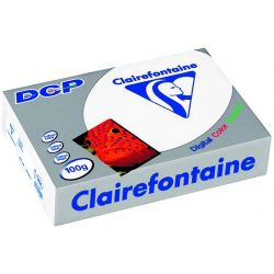 Χαρτι Laser Α4 250gr 125 Φυλλα Color Print Clairefontaine
