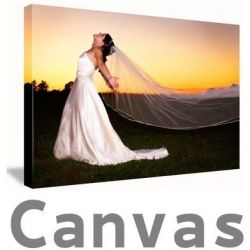Matt Canvas Perma Jet Ρολό Canvas 350gsm  43cm