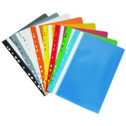 Ντοσιε Αρχειοθέτησης Πλαστικό Έλασμα Συσκευασία 25 τμχ