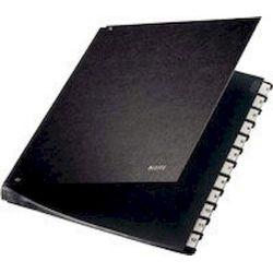 Βιβλιο Υπογραφων/οργανωτης Με Αριθμηση 1-12 5812 Leitz