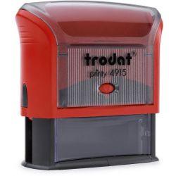 Σφραγιδα Κειμενο 70x25mm Trodat 4915