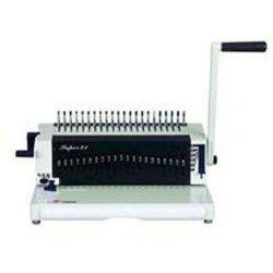 Μηχανή βιβλιοδεσίας με πλαστικό σπιράλ Α4 SUPER 21