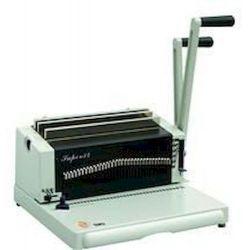 Μηχανή βιβλιοδεσίας με συρμάτινο σπιράλ 3:1 Α4 SUPER 34