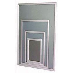 Αφισοθήκη -  Poster frame 25mm Τετράγωνη γωνία