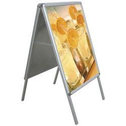 A-Board-πλάτη από λαμαρίνα 32mm Rondo διπλής όψης 50x70