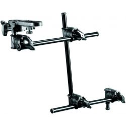 196B-3 Single Arm 3 Section with Camera Bracket  Manfrotto