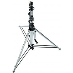 087NWSH Steel Short Wind Up Stand 2,76m  Manfrotto