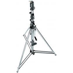 087NWB Wind Up 3-Section Black Zinc 3.70m  Manfrotto