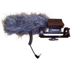 Μικροφωνο Tamax Για Βιντεοκαμερα & Dslr