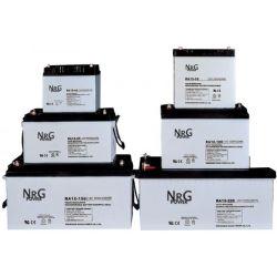Μπαταρία 12V - 40Ah NRG Power 12-40