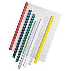 Ράχη Βιβλιοδεσίας για Α4 Πάχος 4mm. εως 25 φύλλα. 100 τεμάχια 16867 FOSKA