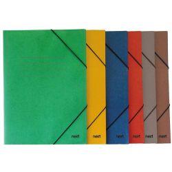 Πρεσπαν Φακελοι Με Λαστιχο NEXT 10 τεμάχια 22x32