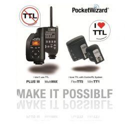 Πομποδέκτης FLEX TT5 για Canon Pocket Wizard