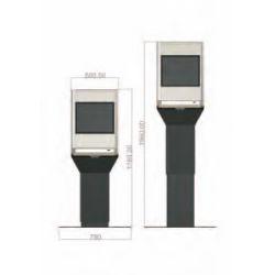 Info kiosk Smart Kiosk F104