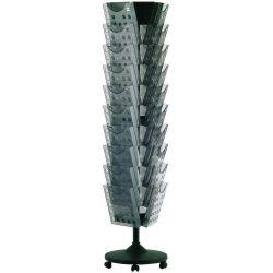 Προσπεκτοθηκη Δαπεδου 30 Θεσεων Υψος 172cm Helit