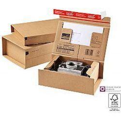 Κουτι Αποστολης Με Θηκη Εγγραφων 215x155x43 A5+ Σετ 2τεμαχιων Colompac
