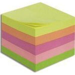 Κυβος Sticky 76x76mm 400 Φυλλα Pastel Χρωματα Memotip