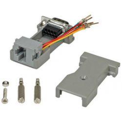 Adapter Db9 M - Rj45 F 8p/8c 12.03.7525 RΟLΙΝΕ