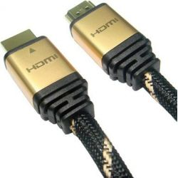 Καλώδιο Hdmi 5m Gold Plated V1.4 11.04.5565 RΟLΙΝΕ