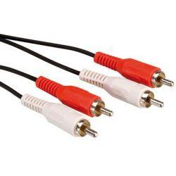 Rca Cable 2x M/m 5m 11.99.4336 RΟLΙΝΕ