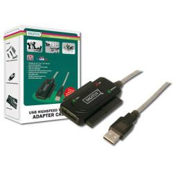 "Usb 2.0 Adapter Για 2.5""/3.5"" Ide And Sata Hdd DA-70148-3 DΙGΙΤUS"