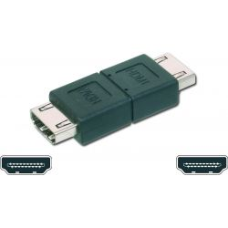 Gender-changer Hdmi F/f AK-330500-000-S DΙGΙΤUS
