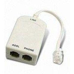 Τηλεφωνικο Splitter Adsl/pstn NET046 KXN
