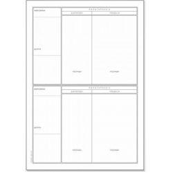 Ημερολογιο Μετρων Ασφαλειας 21X30 50 Φυλλα Ν571