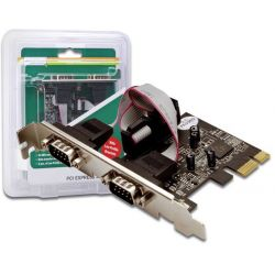 Pci Exp Serial 2 Port + Low Profile DS-30000-1 DΙGΙΤUS