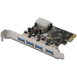 Pci Exp Usb 3.0 4 Port DS-30221 DΙGΙΤUS